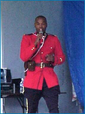 The Singing Mountie
