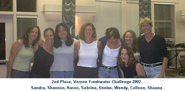 2nd place 2002